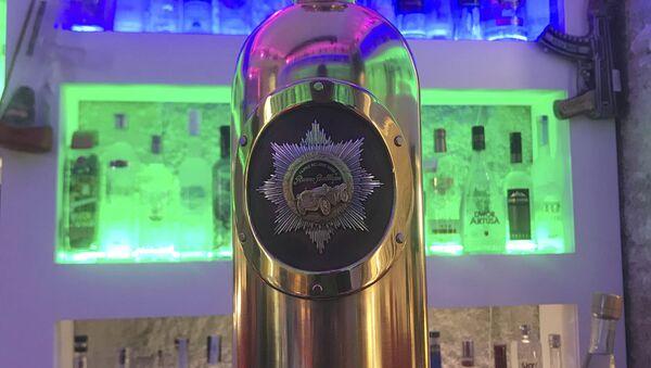Najdroższa butelka wódki - Sputnik Polska