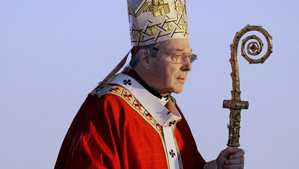 Australijski kardynał George Pell - Sputnik Polska