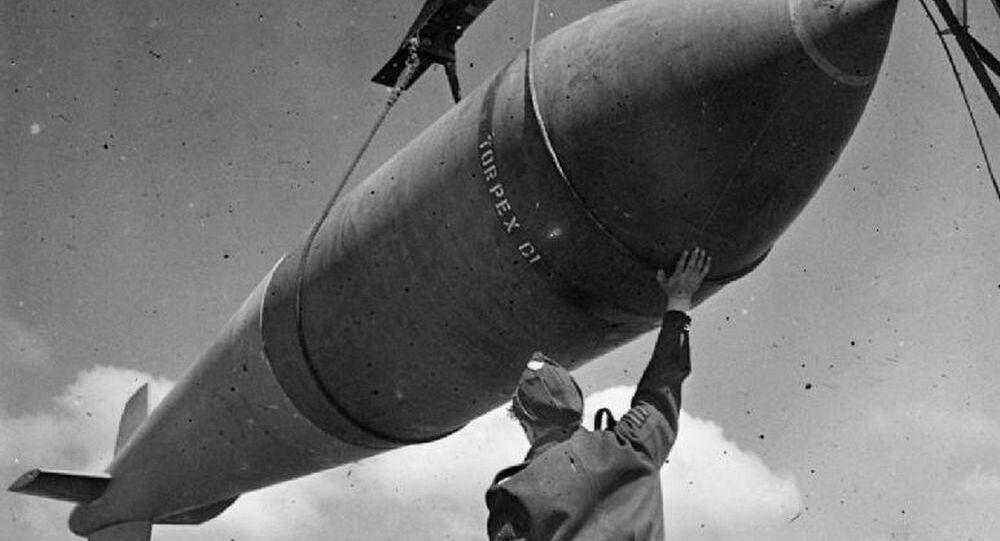 Brytyjska bomba lotnicza Tallboy