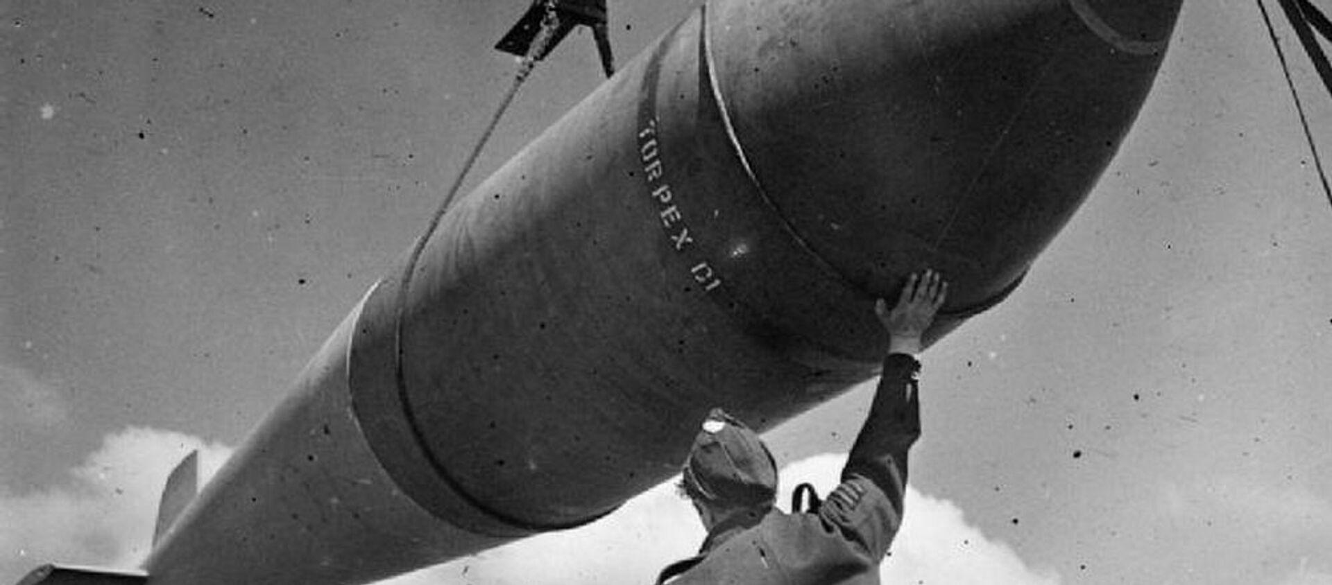 Brytyjska bomba lotnicza Tallboy - Sputnik Polska, 1920, 13.10.2020