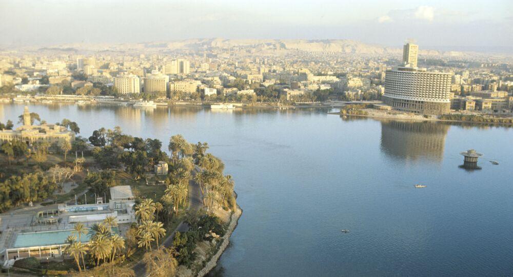 Nil, Egipt