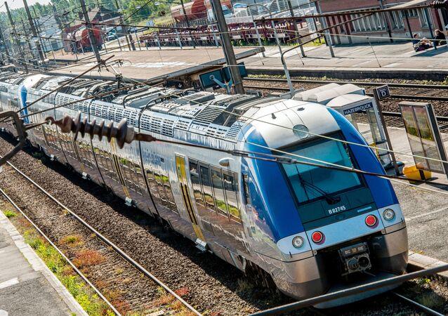 Pociąg SNCF (TER), Francja