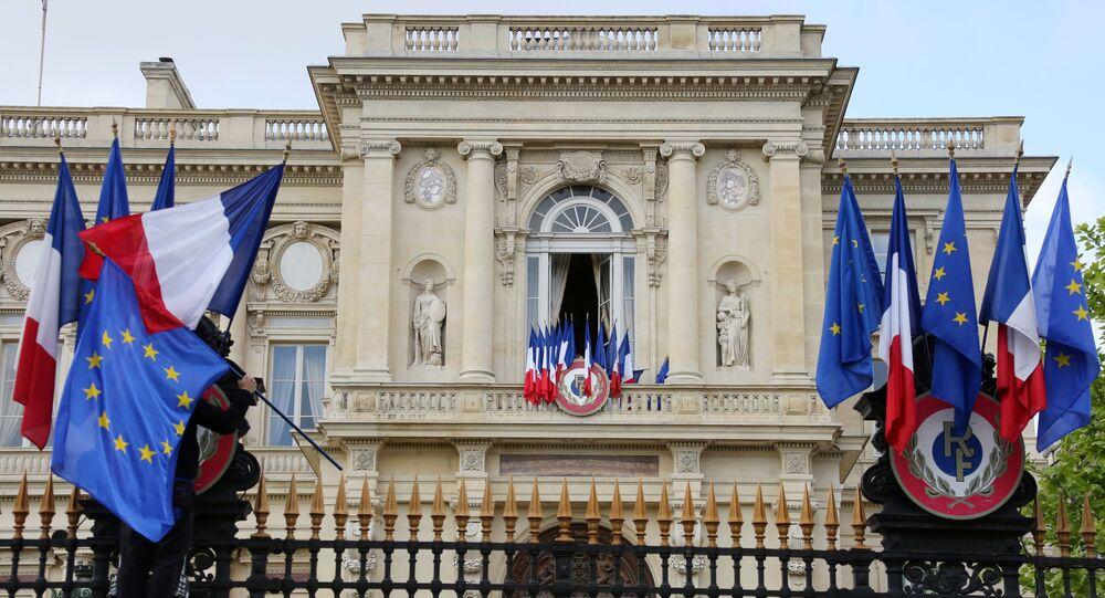 Budynek MSZ Francji w Paryżu