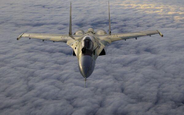 Su-35 - Sputnik Polska