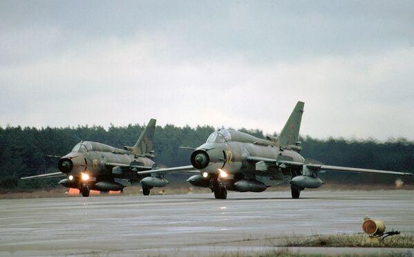 Su-27 - Sputnik Polska