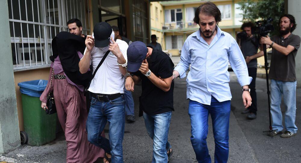 Operacja antyterrorystyczna w Turcji