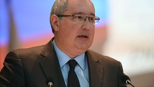 Dmitrij Rogozin - Sputnik Polska