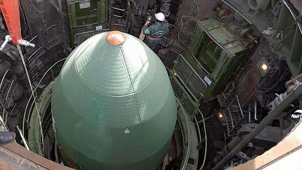 Przygotowanie do startu rakiety - Sputnik Polska