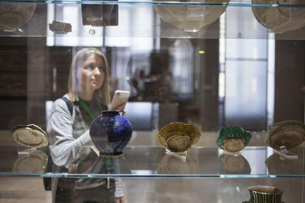 Muzeum uważane jest za jedno z największych na świecie. Jego zbiór, poświęcony sztuce islamskiej, jest największym takim zbiorem na Wschodzie.