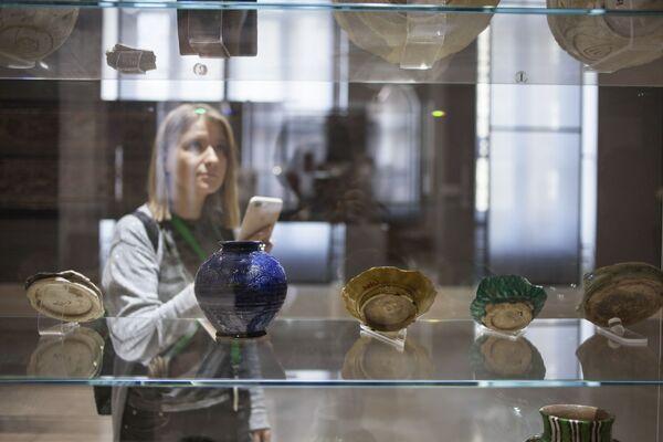 Muzeum uważane jest za jedno z największych na świecie. Jego zbiór, poświęcony sztuce islamskiej, jest największym takim zbiorem na Wschodzie. - Sputnik Polska