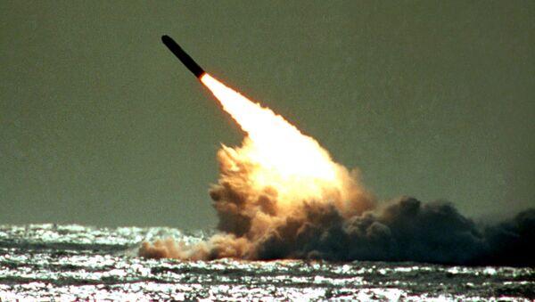 Rakieta Trident II, USA - Sputnik Polska
