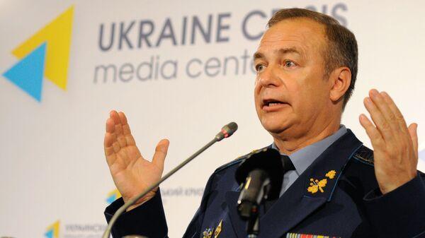 Generał Igor Romanenko - Sputnik Polska