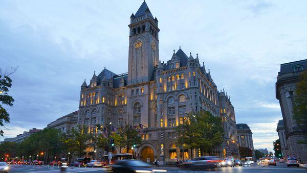 Trump International Hotel w Waszyngtonie - Sputnik Polska