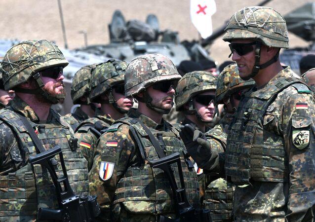 Wojskowi Bundeswehry