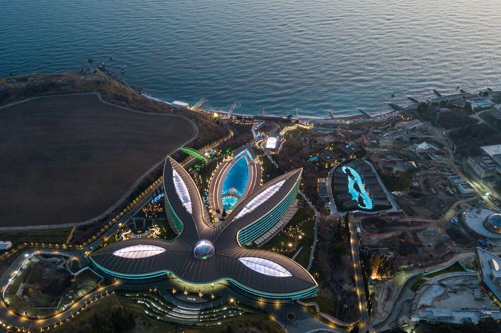 Hotel Mriya Resort & Spa w Jałcie