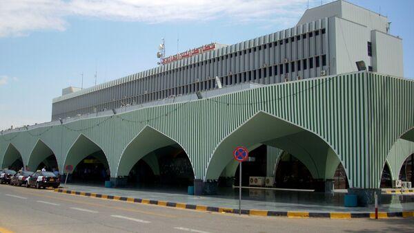Międzynarodowe lotnisko w Trypolisie - Sputnik Polska