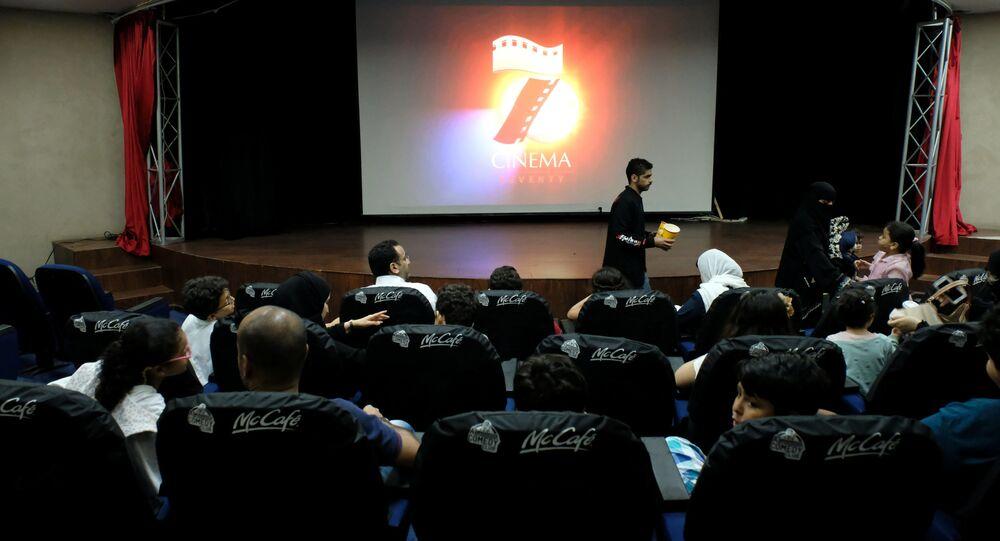 W Arabii Saudyjskiej ludzie poszli do kina po raz pierwszy od 35 lat