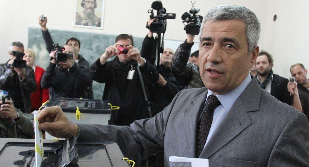 Szef ruchu obywatelskiego Wolność, demokracja, prawda Oliver Ivanović