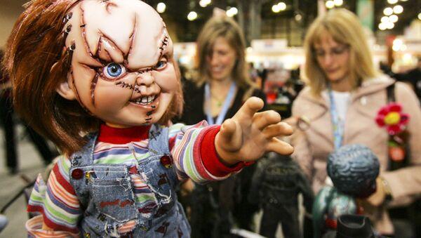 Lalka Chucky - Sputnik Polska