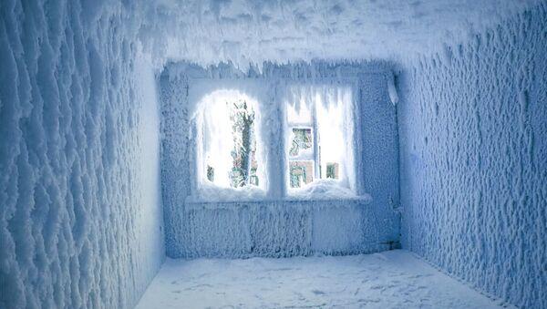 Śnieżny dom - Sputnik Polska