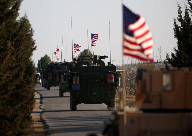 Wojska USA w Syrii