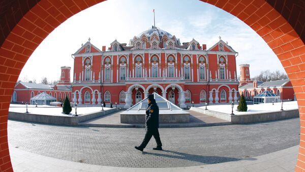 Pałac w Moskwie - Sputnik Polska