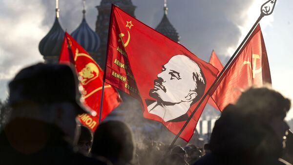 W jednym z muzeów w Lipsku zostanie wystawiony pomnik Lenina - Sputnik Polska