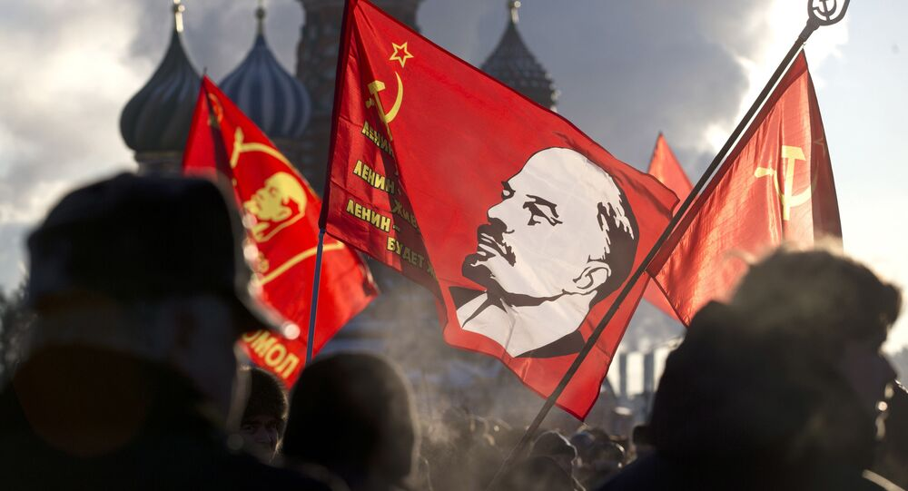 W jednym z muzeów w Lipsku zostanie wystawiony pomnik Lenina