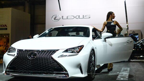 Lexus - Sputnik Polska