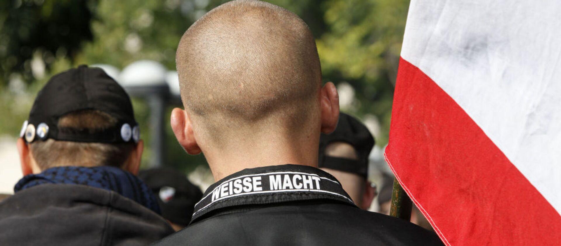 Wiec neonazistów w Niemczech - Sputnik Polska, 1920, 15.09.2018