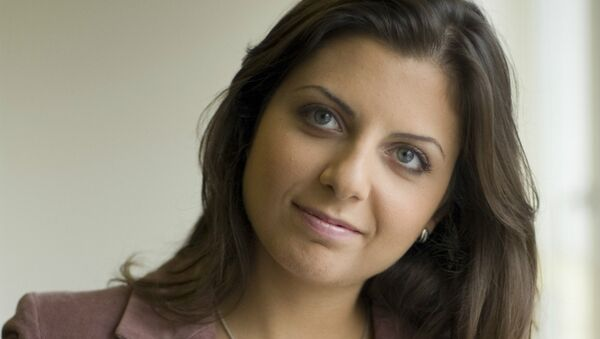 Margarita Simonian - Sputnik Polska