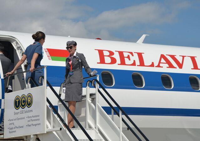 Białoruskie linie lotnicze Belavia