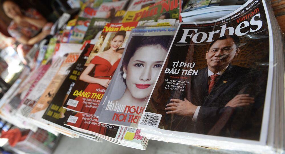 Czasopismo Forbes
