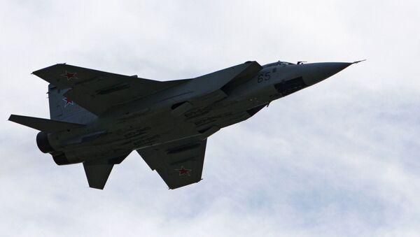 Myśliwiec MiG-31 - Sputnik Polska
