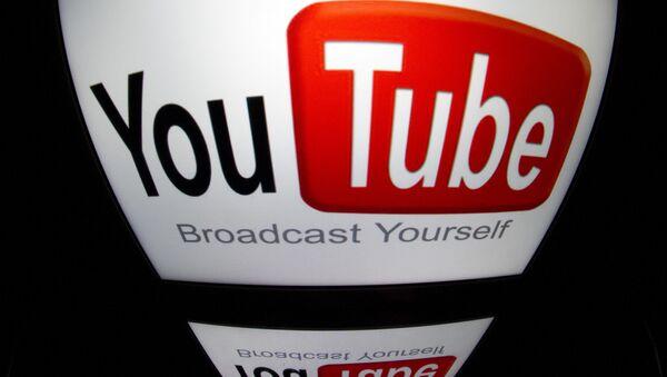 Logotyp YouTube - Sputnik Polska