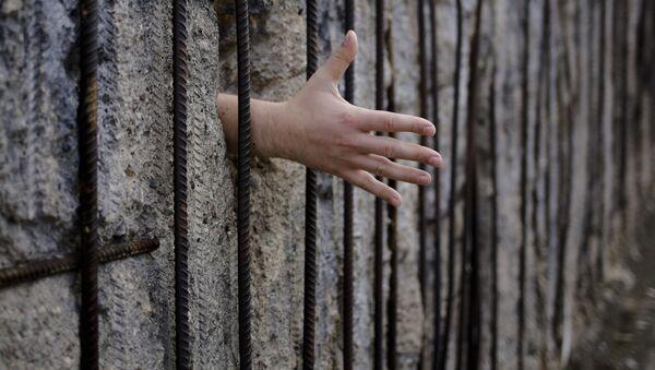 Fragment Muru Berlińskiego - Sputnik Polska