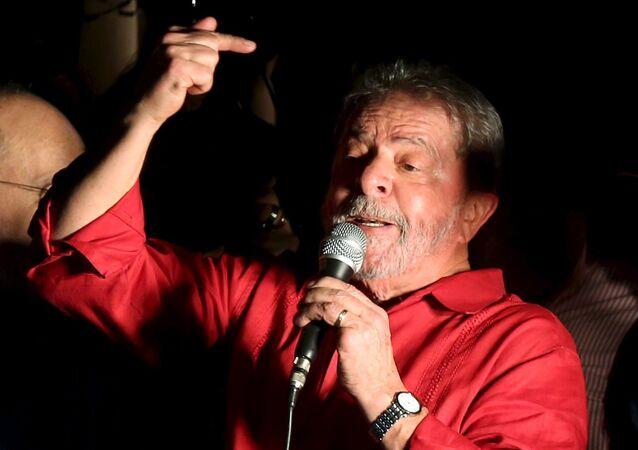 Prezydent Brazylii Luiz Inacio Lula da Silva
