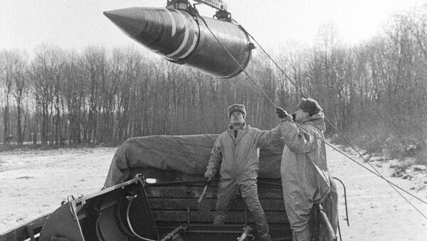 Wywóz głowic bojowych z Ukrainy - Sputnik Polska
