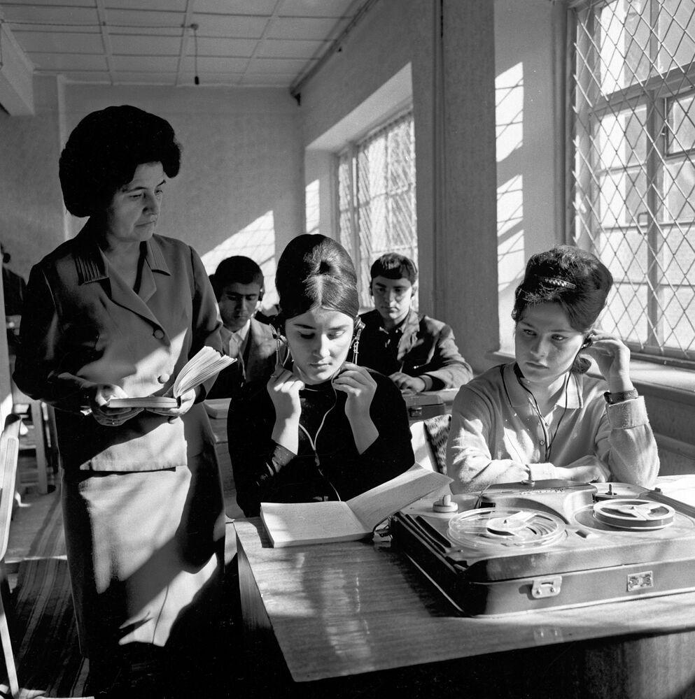 Rosyjscy studenci w ZSRR i dziś