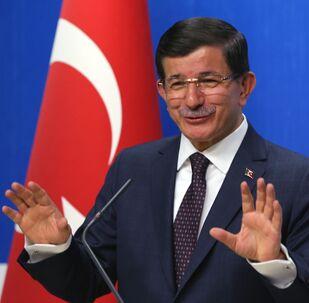 Premier Turcji Ahmet Davutoğlu
