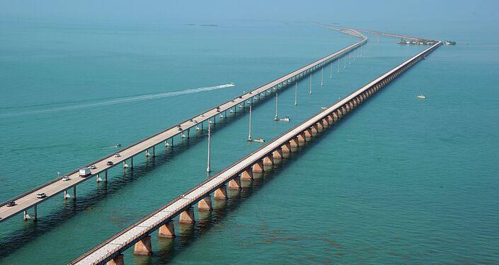 Siedmiomilowy Most w Stanach Zjednoczonych