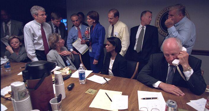 Niepublikowane zdjęcia po zamachu z 11 września