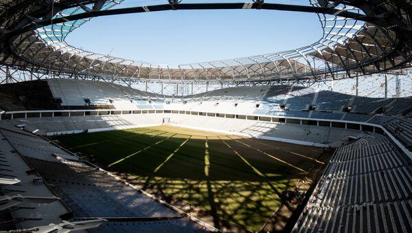 "Stadion ""Wołgograd Arena"" - Sputnik Polska"