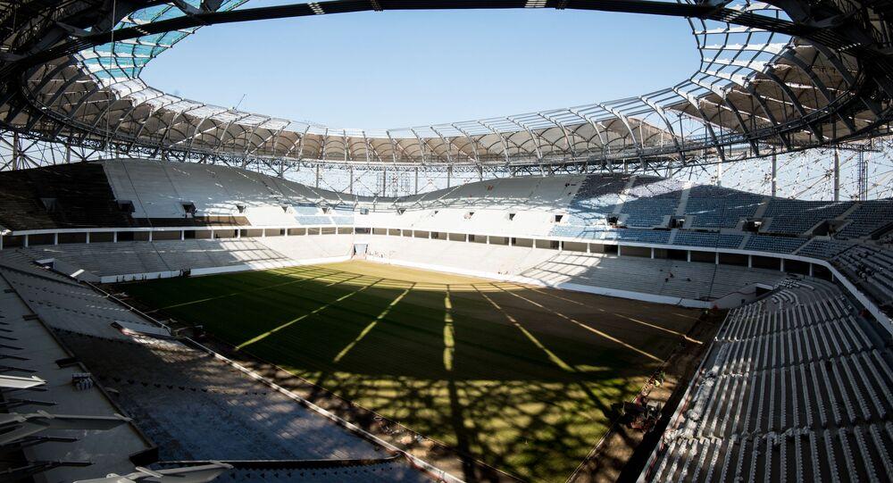 "Stadion ""Wołgograd Arena"""