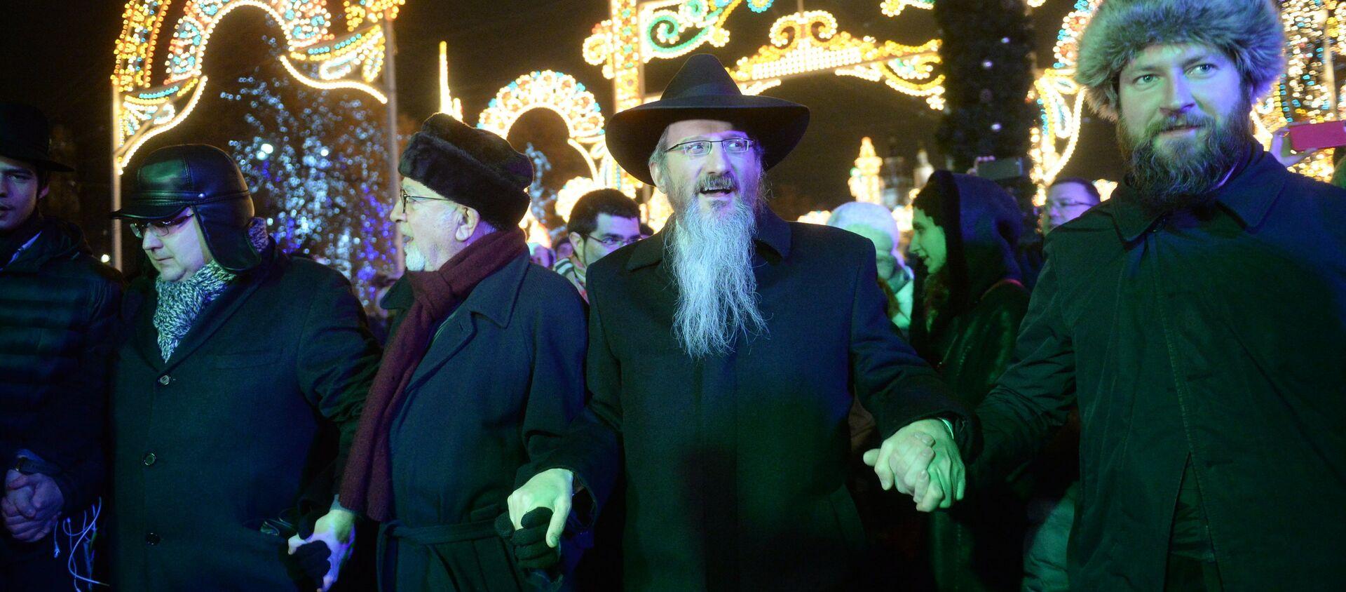 Żydzi w Moskwie - Sputnik Polska, 1920, 30.04.2021