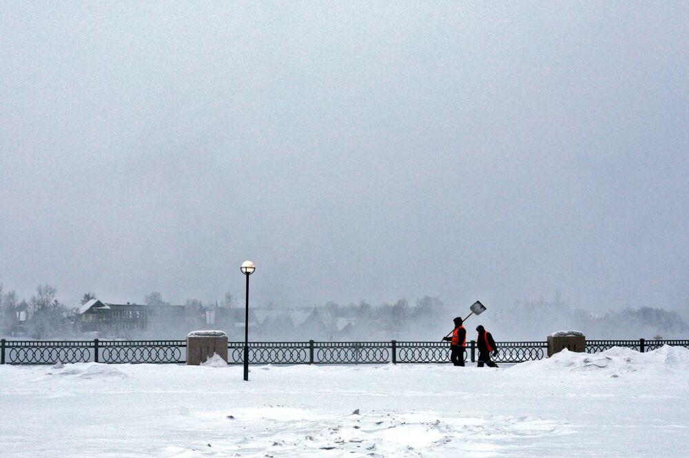 Miasta Rosji: Irkuck.