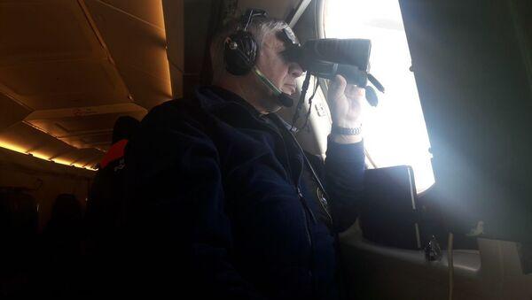 Poszukiwania statku Wostok na Morzu Japońskim - Sputnik Polska