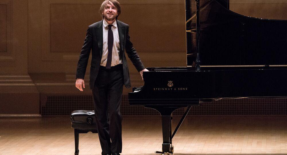 Pianista Daniił Trifonow