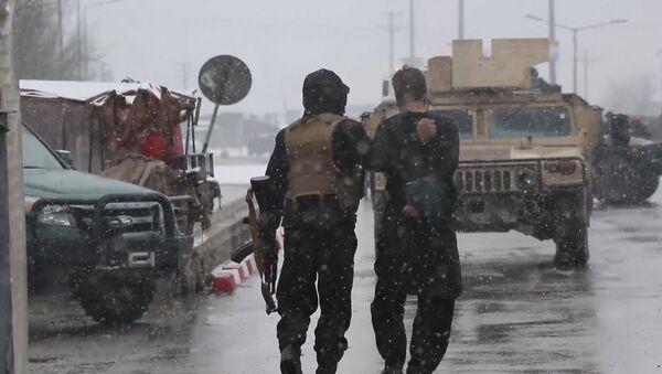Zamach w Kabulu - Sputnik Polska