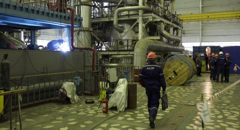 Południowoukraińska Elektrownia Jądrowa